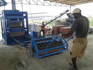 جديدة كتلة ماكينة CONMACH BlockKing-25MS Concrete Block Making Machine -12.000 units/shift