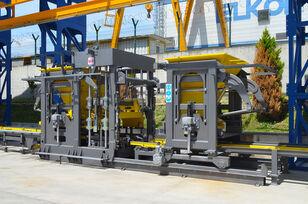 جديدة كتلة ماكينة ELKON ELKOBLOCK-36S FULLY AUTOMATIC SINGLE LAYER Concrete Block Machin