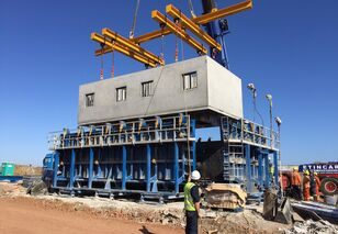 جديدة كتلة ماكينة SUMAB Vibrating tables for the production of concrete panels
