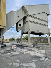 خزان أسمنت BENNINGHOVEN 300 t  Hot mix storage silo
