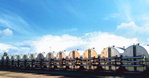جديد خزان أسمنت MARINI tankFALT - система термоизолированных резервуаров и трубопроводо