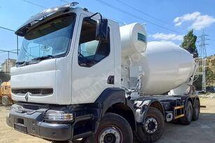 شاحنة خلط الخرسانة RENAULT Kerax 420.40