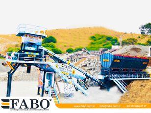 جديد ماكينة صناعة الخرسانة FABO  COMPACT-110 CONCRETE PLANT | CONVEYOR TYPE