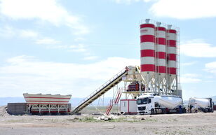 جديد ماكينة صناعة الخرسانة MESAS 120 m3/h FIXED CONCRETE BATCHNG PLANT