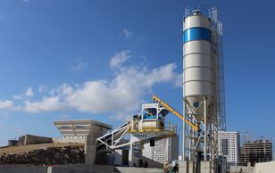 جديد ماكينة صناعة الخرسانة PROMAX Mobile Concrete Batching Plant PROMAX M100-TWN (100m/h)