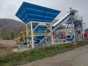 جديد ماكينة صناعة الخرسانة PROMAX КОМПАКТНЫЙ БЕТОННЫЙ ЗАВОД C60 SNG-PLUS (60 м³/ч)
