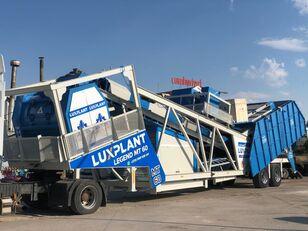 جديد ماكينة صناعة الخرسانة Plusmix 60m³/ Hour Mobile Concrete Plant - BETONYY ZAVOD