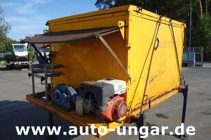 ماكينة تعبئة الشقوق OLETTO 2m³ Thermo Asphalt Container Hot Box H02 wie A.T.C. / HMB