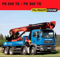 شاحنة رافعة PALFINGER PK 800 TK