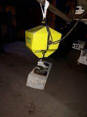 آلة وضع حجارة الرصيف OPTIMAS PROBST HUNKLINGER AL VAC