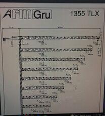 رافعة برجية FMGru TLX 1355