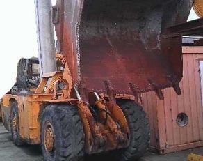 جرافة ذات عجلات MAN MAN/GHHLF61 Tunnel loader / Tunnel Lader