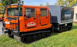 جديدة مركبة برمائية لكل أنواع الطرق Hagglunds BV206