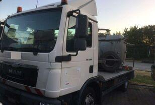 شاحنة تنظيف شبكات مياه الأمطار MAN TGL 8.180, sewage disposal trucks